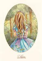 + Alice in Wonderland + by SaraFabrizi