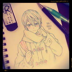 + Haru-chan + by SaraFabrizi