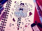 + Alice +