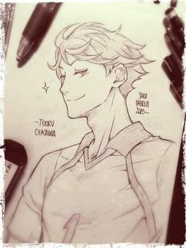 + Tooru Oikawa +