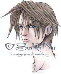 + Squall + by SaraFabrizi