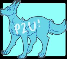 P2U Dog base ! by plantgay