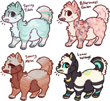 friday night adopts - price lowered by plantgay