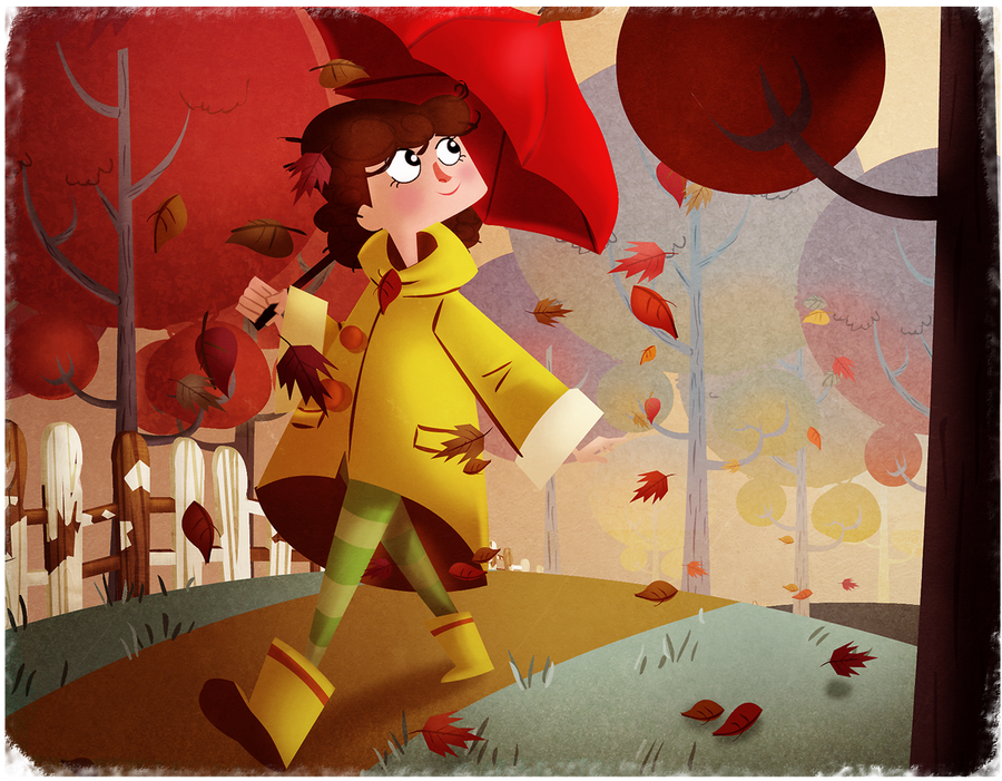 Autumn by Diaff