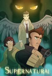 supernatural by Diaff