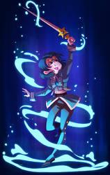 Sailor Mercury by Diaff