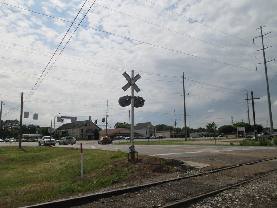 Old Railroad Crossing Signal by 2001-ACsiren on DeviantArt