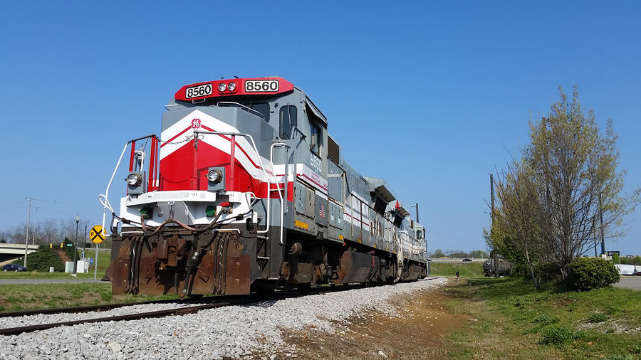 HMCR 8560 - Heart of Huntsville Drive - 3-29-17 by 2001-ACsiren