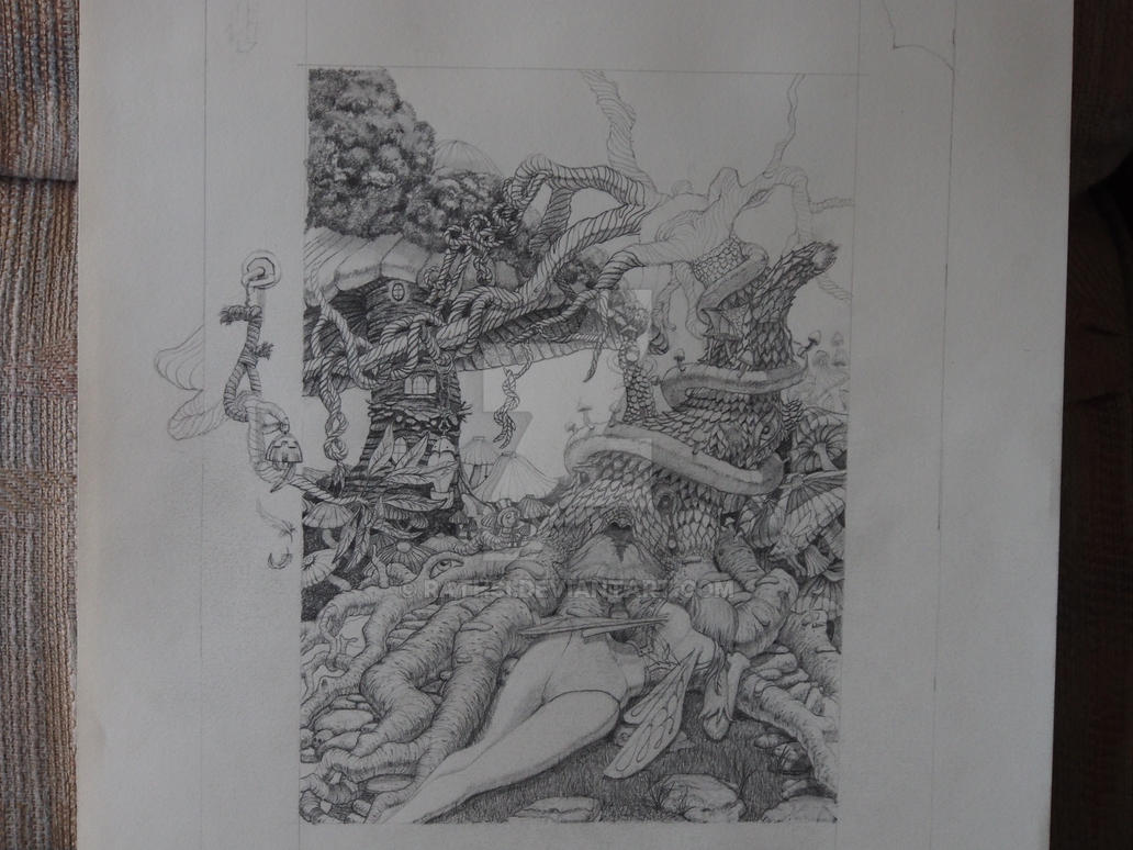 Work in progress by Rathsi