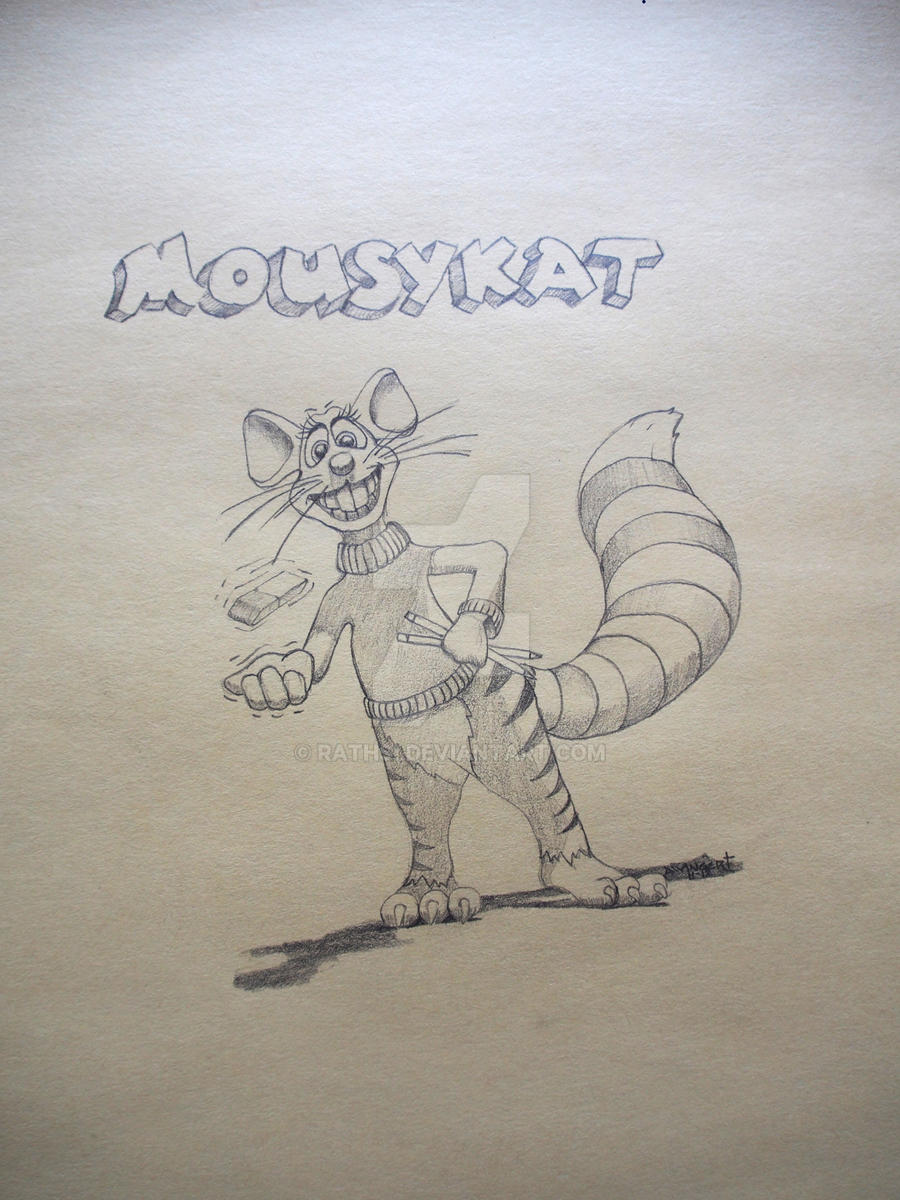 Mousycat by Rathsi