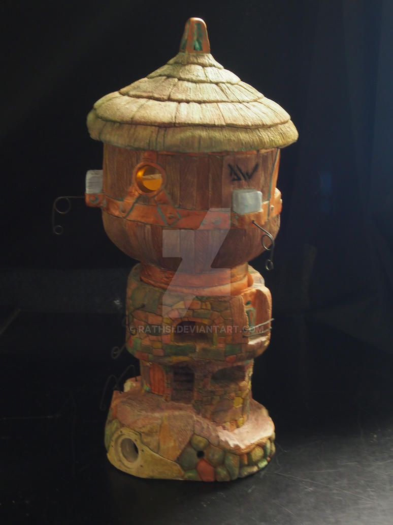 Gnome watertower by Rathsi