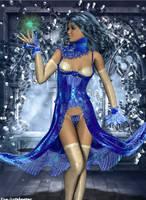 Midnight Blue by faegatekeeper