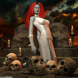 Gothic Mystique by faegatekeeper