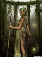 Enchanted Wetlands by faegatekeeper