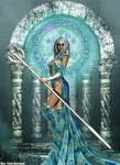 Blue Magic Wielder