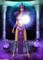 Lavendar Magick by faegatekeeper