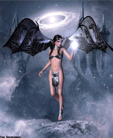Demoness of the Universe