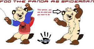 Foo The Panda