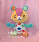 Animal Crossing New Horizons Stitches Plush by TheBeardedSewist