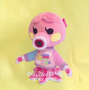 Animal Crossing New Horizons Marina Plush
