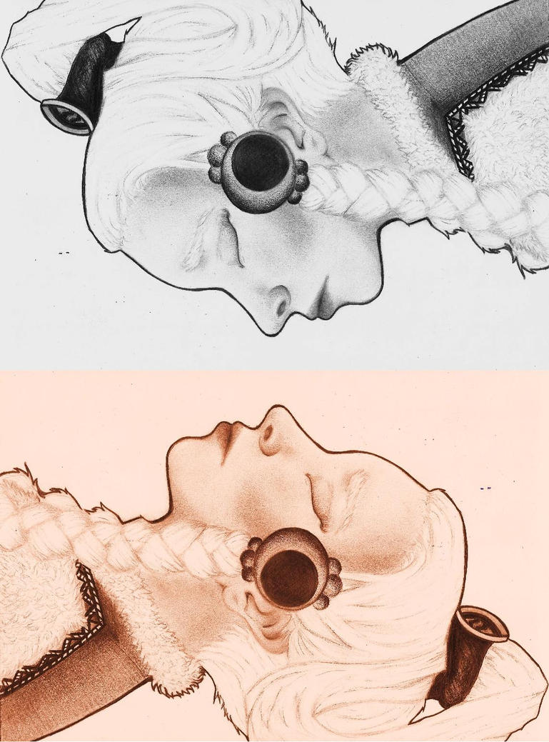 Princess Yue by LSD-Dreams
