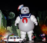 The Stay Puft Marshmellow Man 1