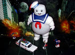 The Stay Puft Marshmellow Man 2