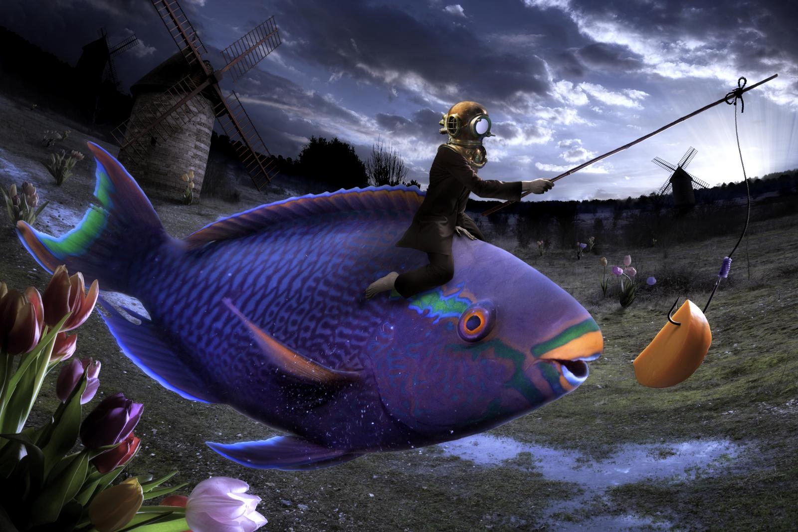 The Flying Dutchman by gyaban