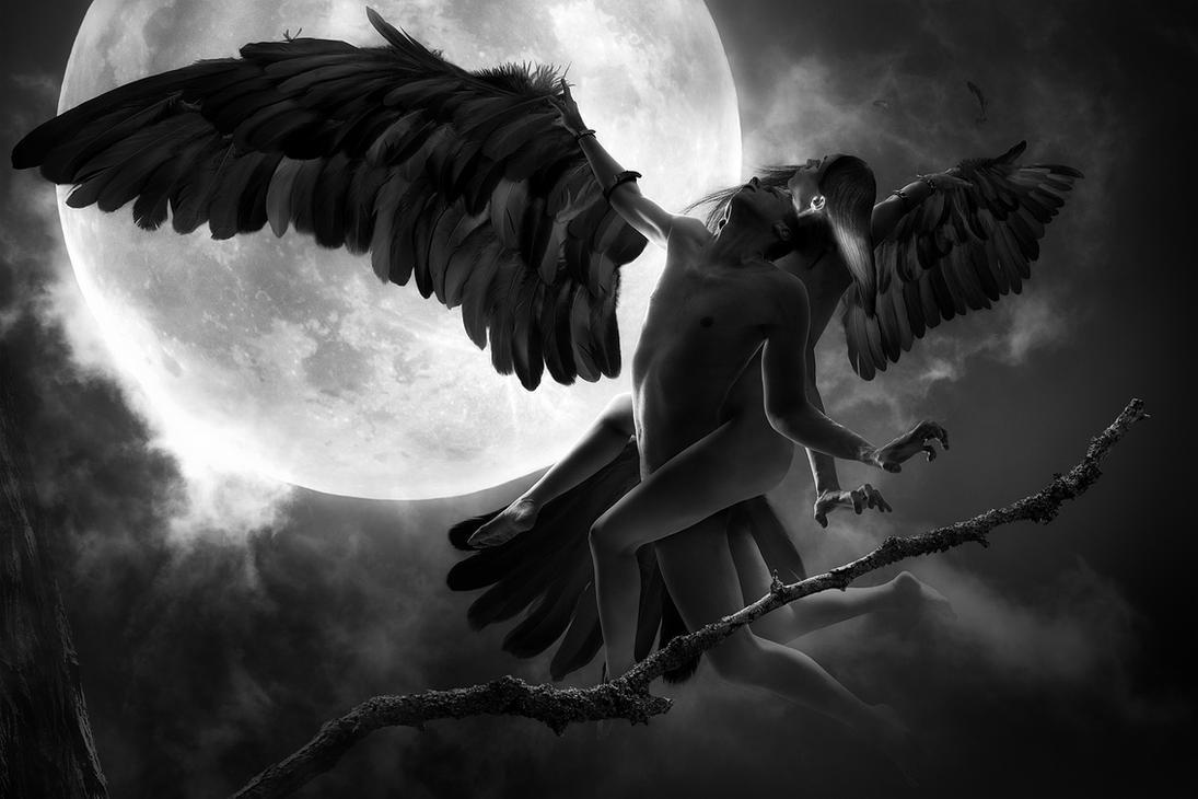 Raven Dance by gyaban
