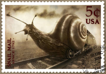 Snail Mail by gyaban