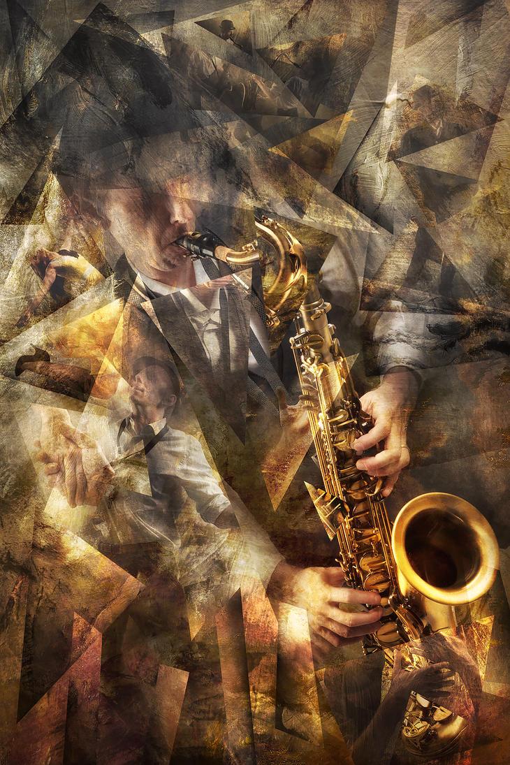 Jazz by gyaban