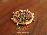 Clay Supreme Pizza