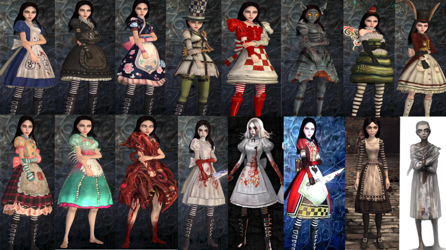 alice in wonderland madness returns alice outfits with converse