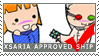 xSaria Approved Ship Stamp by Lead-Exile