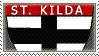 AFL Stamps- St. Kilda by Lead-Exile