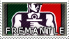 AFL Stamps- Fremantle by Lead-Exile