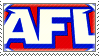 AFL Stamps- AFL Logo by Lead-Exile
