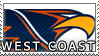 AFL Stamps- West Coast by Lead-Exile