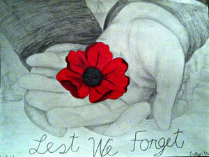 Remembrance Day Sketch