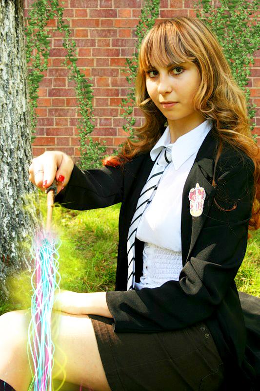 Hermione Granger 1 by SCOTTYVENGEANCE