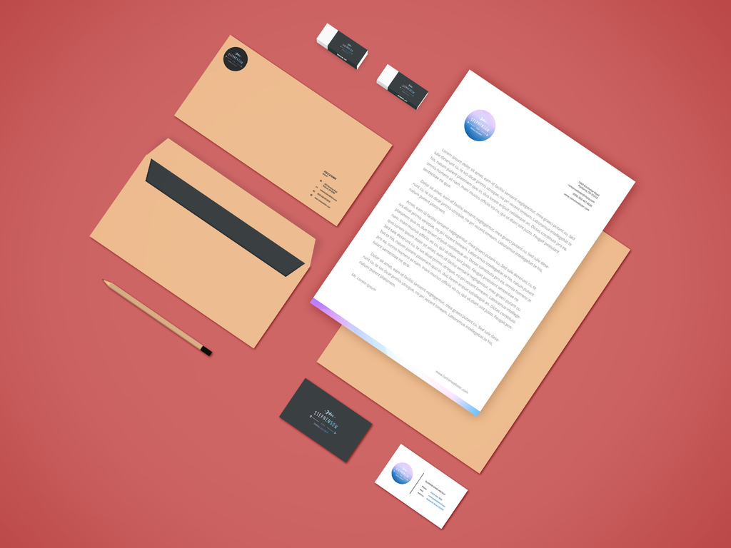 Freebie - Branding,Stationery Mockup by GraphBerry on DeviantArt