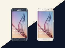 Freebie - Samsung Galaxy S6 Mockup by GraphBerry