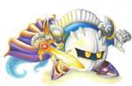Super Smash Bros 3DS + Wii U : Meta Knight