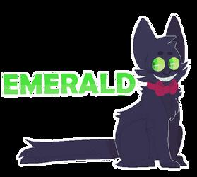 Emerald by Trash-Topia