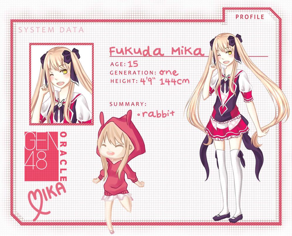 [REVAMP] GEN48: Mika by xMiichi