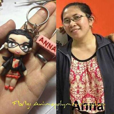 Chibi with eyeglasses by 2tsukiko2
