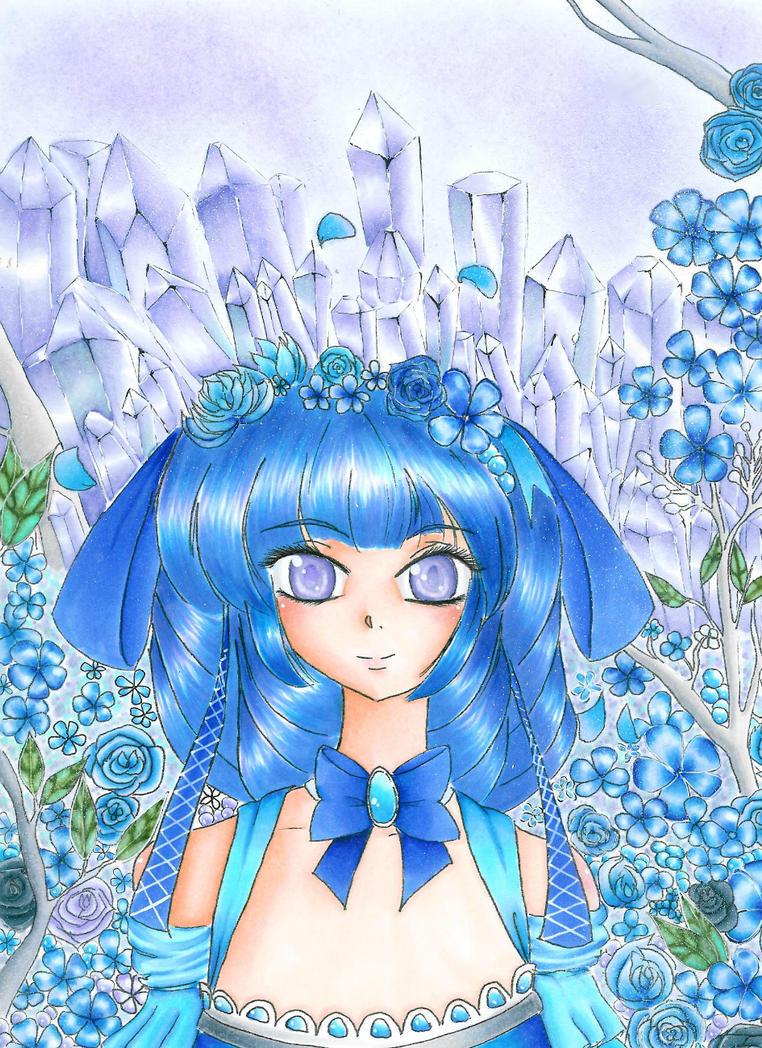 Beautiful In Blue By Xx Shizuka Xx
