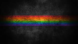 Plain Rainbow Wallpaper
