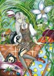 Lilith in Wonderland by Taikaturska