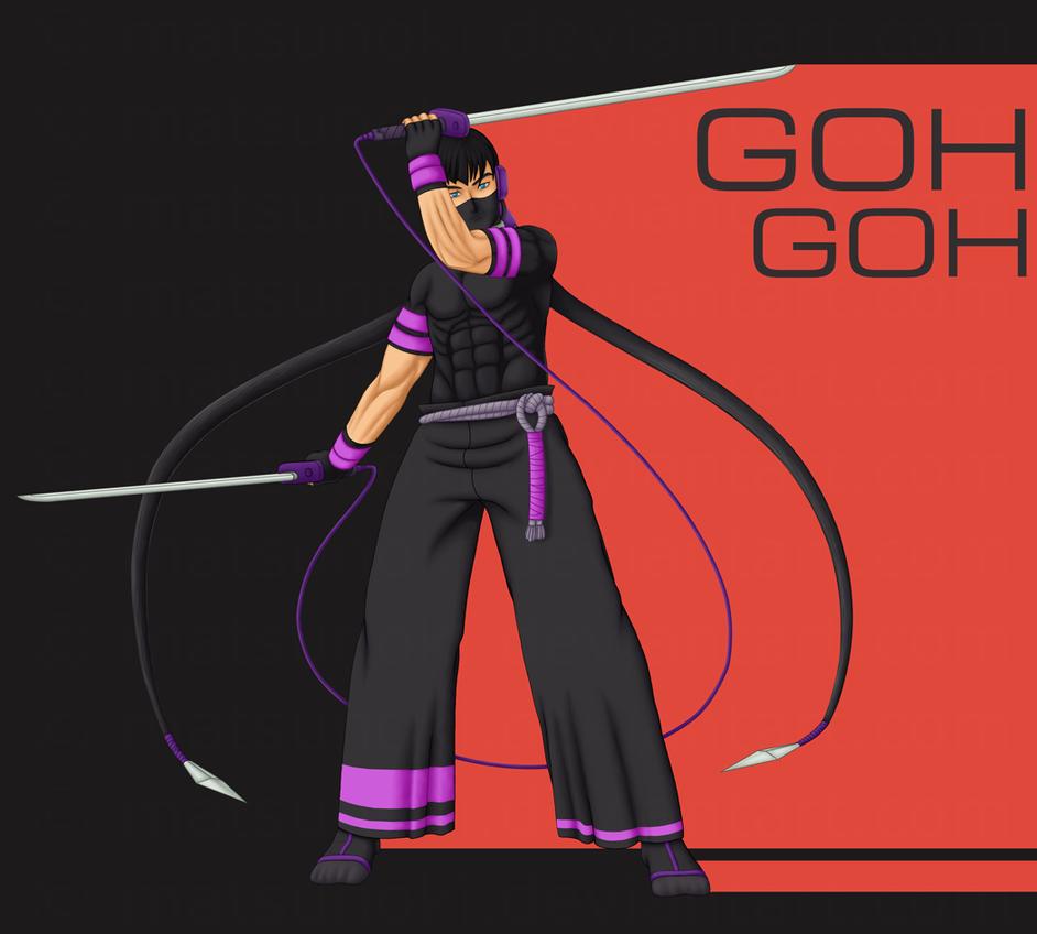 of the Goh-Goh clan by matsunoki